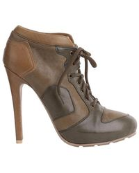 McQ by Alexander McQueen Military Sport Shoe Boot - Lyst