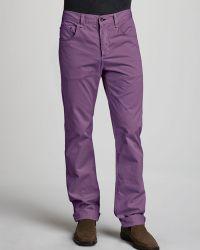 Rag & Bone Straight Leg Jeans - Lyst