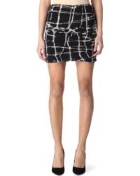 Kelly Wearstler Instinct Printed Skirt - Lyst