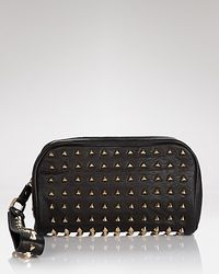 Tory Burch Clutch Pyramid Stud - Lyst