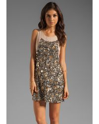 Gryphon Confetti Dress - Lyst