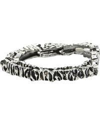 Tamara Akcay - Bronze Wrap Bracelet - Lyst