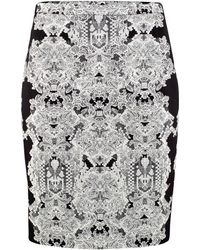 H&M Pencil Skirt - Lyst