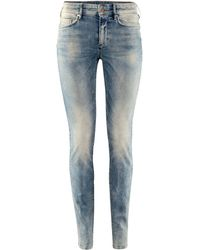 H&M Slim Regular Jeans - Lyst
