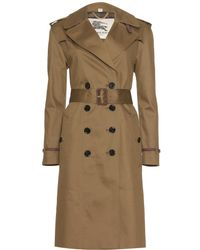 Burberry Wainwright Trench Coat brown - Lyst