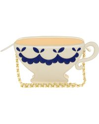 Moschino Cheap & Chic Leather Tea Time Bag - Lyst