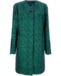 Proenza Schouler Long Coat - Lyst