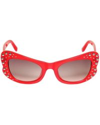 Agent Provocateur Acetate Butterfly Sunglasses - Lyst