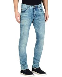 Armani Jeans - Extra Slim Fit Jeans Medium Wash - Lyst