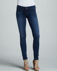 Sold Denim - Stretch Skinny Jeans - Lyst