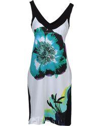 Pianurastudio Short Dresses - Lyst