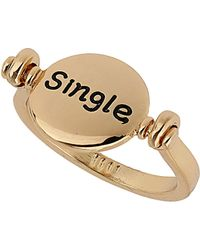 TOPSHOP - Reversible Ready To Mingle Ring - Lyst