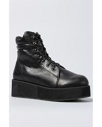 YRU - The Raze Boot in Black - Lyst