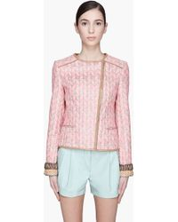 Matthew Williamson - Slim Box Blazer - Lyst