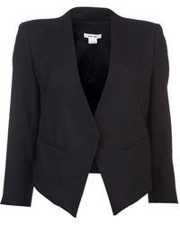 Helmut Lang Tuxedo Jacket black - Lyst