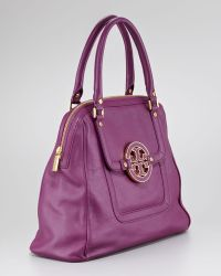 Tory Burch Amanda Dome Tote Bag - Lyst