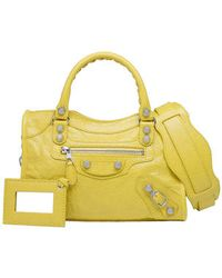 Balenciaga Carry And Shoulder Bag - Lyst
