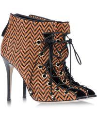 Daniele Michetti Ankle Boots - Lyst