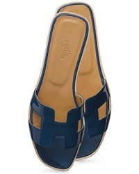 Hermes Oran Shoes - Lyst