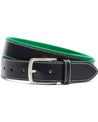 Brooks Brothers - Boat Shoe Belt - Lyst