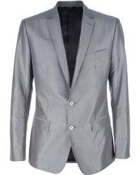Dolce & Gabbana Blazer and Trouser Suit Set - Lyst