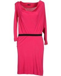 Joseph 3/4 Length Dress - Lyst