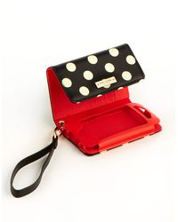 Kate Spade Iphone Wristlet - Lyst