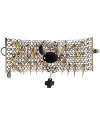 Erickson Beamon Queen Of The Damned Bracelet - Lyst