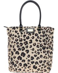 Boutique Moschino - Aminal Print Shopper - Lyst