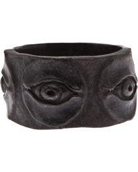 Brevard - Egyptian Eye Ring - Lyst