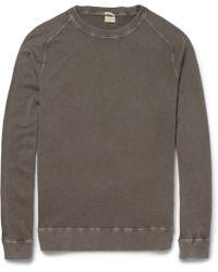 Massimo Alba Lightweight Crew Neck Cashmere Sweater - Lyst