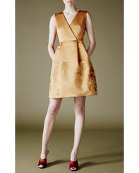 Jonathan Saunders Halea Dress - Lyst
