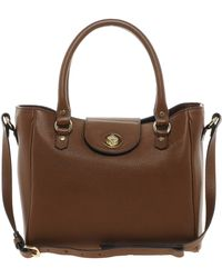 Whistles Burlington Leather Bag - Lyst