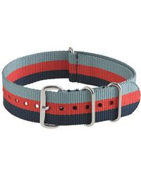 J.Crew - Striped Watch Strap - Lyst