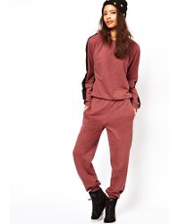 ASOS - Asos Onesie with Side Stripe - Lyst