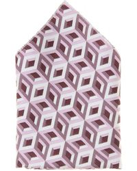 Miu Miu Purple Handkerchief - Lyst
