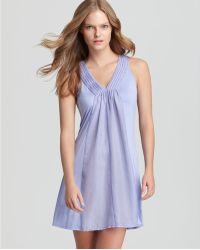 Midnight By Carole Hochman - Sheer Bliss Chemise - Lyst