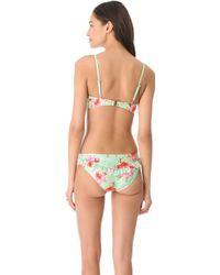 Amore & Sorvete - Bolly Bikini Top - Lyst