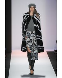 BCBGMAXAZRIA Fall 2013 Runway Look 9 - Lyst