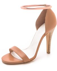Maison Martin Margiela Ankle Ring Sandals - Lyst