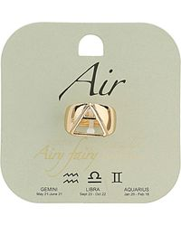 TOPSHOP - Air Symbol Ring - Lyst