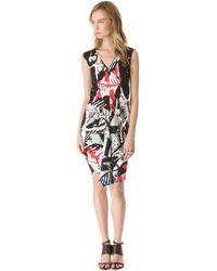Zero + Maria Cornejo Aura Dress - Lyst