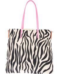 By Malene Birger - Ingani Zebra Print Bag - Lyst