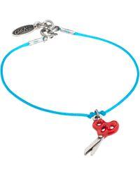 Cath Kidston - Scissors Charm Bracelet - Lyst