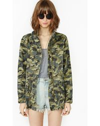 Nasty Gal On The Hunt Jacket - Lyst