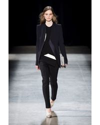 Narciso Rodriguez Fall 2013 Runway Look 2 - Lyst