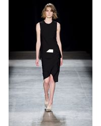 Narciso Rodriguez Fall 2013 Runway Look 3 - Lyst