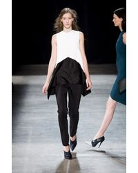 Narciso Rodriguez Fall 2013 Runway Look 18 - Lyst