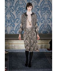 Tory Burch Fall 2013 Runway Look 3 - Lyst