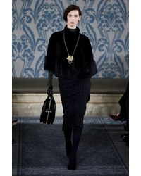 Tory Burch Fall 2013 Runway Look 9 - Lyst